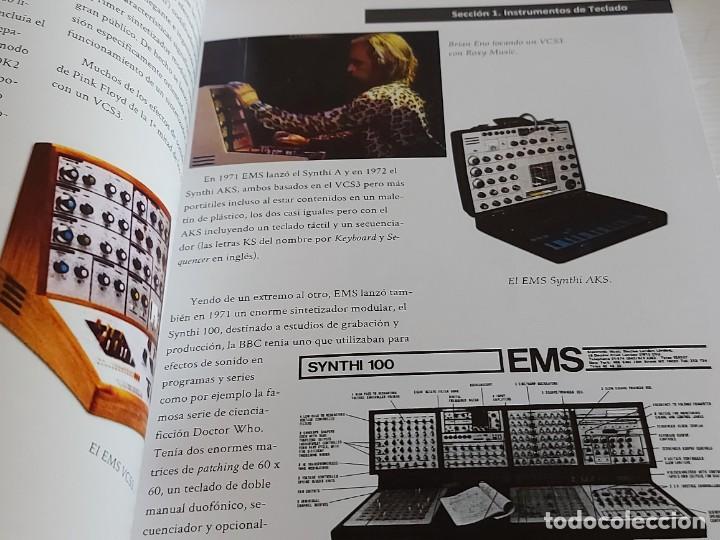 Catálogos de Música: LOS INSTRUMENTOS MUSICALES DEL ROCK PROGRESIVO / GERARD BASSOLS TEIXIDÓ-2018 / NUEVO - Foto 4 - 251218190