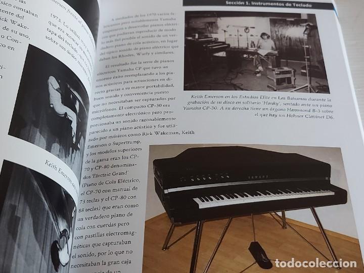 Catálogos de Música: LOS INSTRUMENTOS MUSICALES DEL ROCK PROGRESIVO / GERARD BASSOLS TEIXIDÓ-2018 / NUEVO - Foto 5 - 251218190
