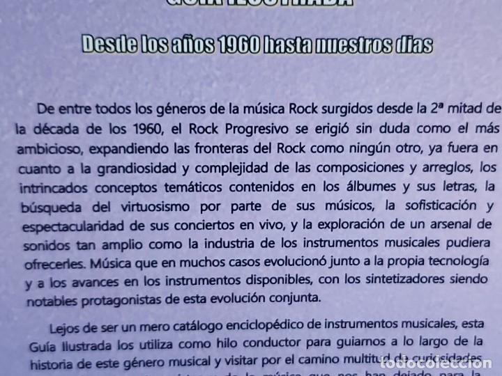Catálogos de Música: LOS INSTRUMENTOS MUSICALES DEL ROCK PROGRESIVO / GERARD BASSOLS TEIXIDÓ-2018 / NUEVO - Foto 7 - 251218190