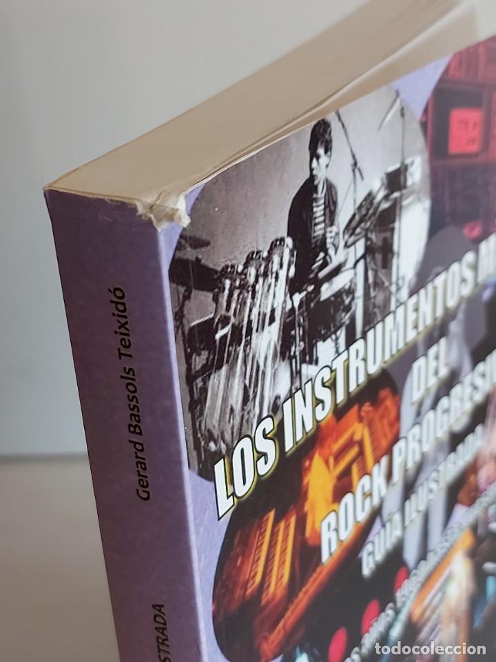 Catálogos de Música: LOS INSTRUMENTOS MUSICALES DEL ROCK PROGRESIVO / GERARD BASSOLS TEIXIDÓ-2018 / NUEVO - Foto 9 - 251218190