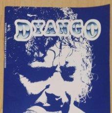 Catálogos de Música: DYANGO (VIVENCIAS Y CANCIONES) LIBRO DE PARTITURAS Y CANCIONERO 1982. Lote 251534020
