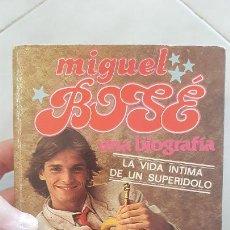 Catálogos de Música: ANTIGUO LIBRO UNA AUTOBIOGRAFIA DE MIGUEL BOSE JORDI SERRA I FABRA ATE 1980 MUSICA MUSICO. Lote 251584535