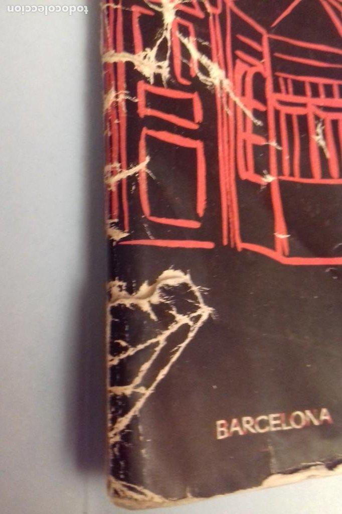 Catálogos de Música: Programa musical Opera PORGY and BESS de George Gershwin, Teatro del Liceo Barcelona, Febrero 1955 - Foto 8 - 252377710