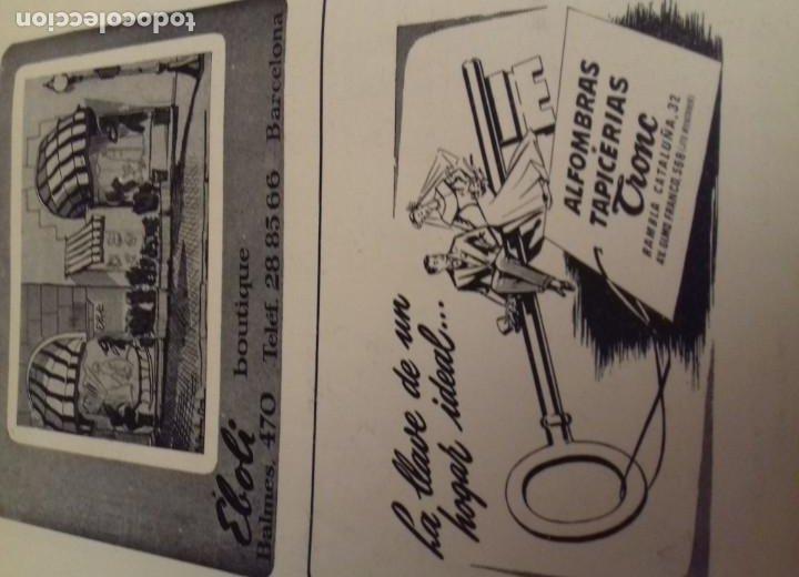 Catálogos de Música: Programa musical Opera PORGY and BESS de George Gershwin, Teatro del Liceo Barcelona, Febrero 1955 - Foto 13 - 252377710
