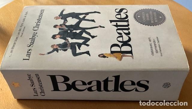 Catálogos de Música: BEATLES - Lars Saabye Christensen - Editado en Noruega - Foto 2 - 254086510