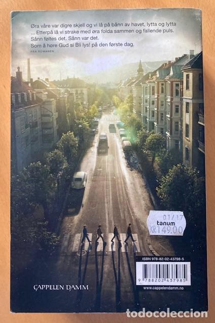 Catálogos de Música: BEATLES - Lars Saabye Christensen - Editado en Noruega - Foto 3 - 254086510