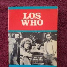 Catálogos de Música: LOS WHO - JORGE ARNAIZ - LOS JUGLARES - JUCAR. Lote 255369915