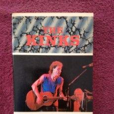 Catálogos de Música: THE KINKS - MIKEL BARSA - LOS JUGLARES - JUCAR. Lote 255370330