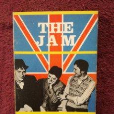 Catálogos de Música: THE JAM - SAGRARIO LUNA - LOS JUGLARES - EDICIONES JUCAR. Lote 255371505