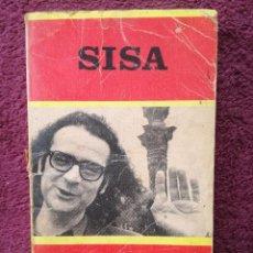 Catálogos de Música: SISA - VICTOR CLAUDIN - LOS JUGLARES - EDICIONES JUCAR. Lote 255371725