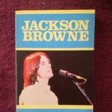 Catálogos de Música: JACKSON BROWNE - ALBERTO MANZANO - LOS JUGLARES - EDICIONES JUCAR. Lote 255372035