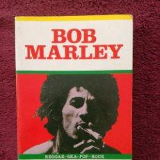 Catálogos de Música: BOB MARLEY - JESUS ORDOVAS - LOS JUGLARES - EDICIONES JUCAR. Lote 255374155