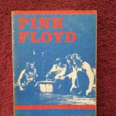 Catálogos de Música: PINK FLOYD - JEAN MARIE LEDUC - LOS JUGLARES - EDICIONES JUCAR - 1ª EDICION 1974. Lote 255374895