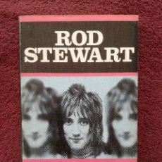 Catálogos de Música: ROD STEWART - GEORGE TREMLETT - LOS JUGLARES - EDICIONES JUCAR. Lote 255378005