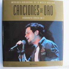 Catálogos de Música: CACIONES DE ORO (SOLO LIBRO) DISCOGRAFIA ESENCIAL (M/Z). Lote 255925660