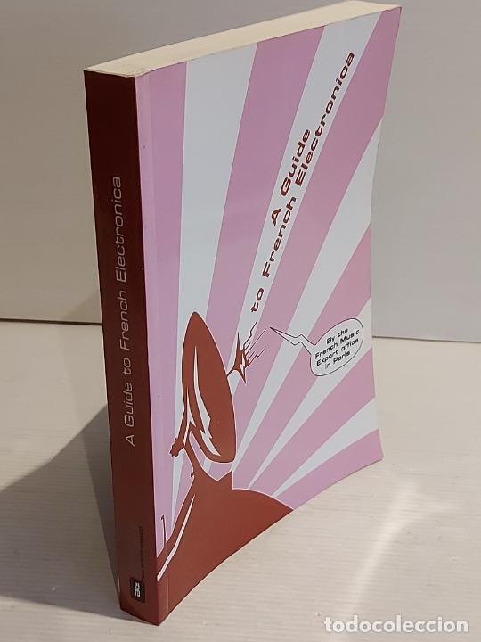 Catálogos de Música: A GUIDE TO FRENCH ELECTRONICA / BY THE FRENCH MUSIC EXPORT OFFICE / OCASIÓN !! - Foto 2 - 257964990