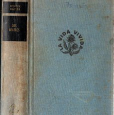 Catálogos de Música: HUNTER DAVIES : LOS BEATLES (CARALT, 1968) PRIMERA EDICIÓN. Lote 259278315