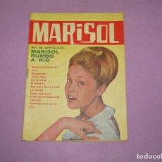 Cataloghi di Musica: ANTIGUO CANCIONERO MARISOL EN LA PELÍCULA RUMBO A RIO DE EDITORIAL ALAS - AÑO 1960S.. Lote 260867670