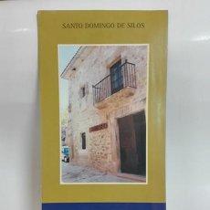 Catálogos de Música: MUSEO DE INSTRUMENTOS MUSICALES LOS SONIDOS DE LA TIERRA. SANTO DOMINGO DE SILOS. C. 2000. (TRÍPTICO. Lote 262149855