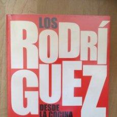 Catálogos de Música: LOS RODRIGUEZ: DESDE LA COCINA (LIBRO DESCATALOGADO) EFE EME 2002-ANDRES CALAMARO. Lote 262773715