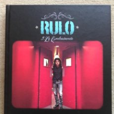 Catálogos de Música: LIBRO DE RULO Y LA CONTRABANDA - ADENTRO - CON DEDICATORIA (MÚSICA ROCK DE CANTABRIA) - AÑO 2013. Lote 263949805