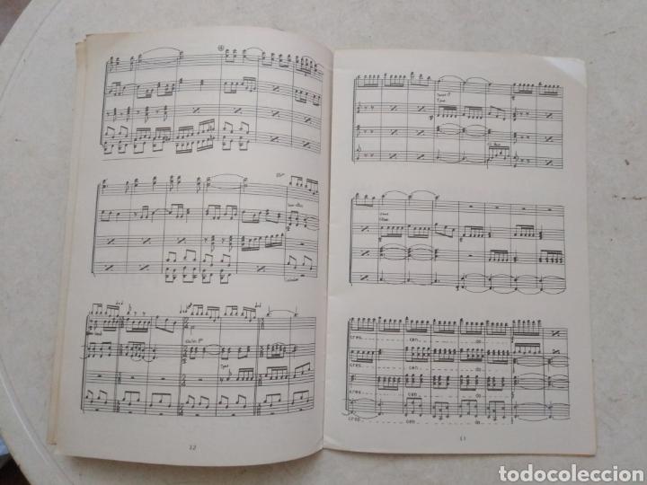 Catálogos de Música: Rapsodia Militar Española, Abel Moreno ( libreto de 30 páginas ) - Foto 3 - 272234793