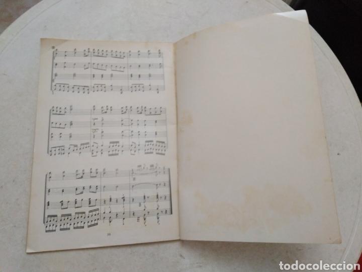 Catálogos de Música: Rapsodia Militar Española, Abel Moreno ( libreto de 30 páginas ) - Foto 4 - 272234793