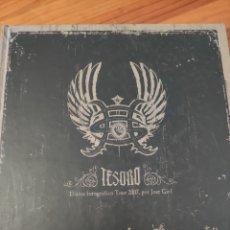 Catálogos de Música: HÉROES DEL SILENCIO. LIBRO TESORO. Lote 276207223
