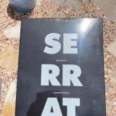 Catalogues de Musique: JOAN MANUEL SERRAT ALGO PERSONAL, A ESTERNAR, VER FOTOS.4,31 ENVÍO CERTIFICADO.. Lote 276413578