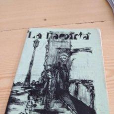 Catalogues de Musique: C-13 LIBRETO MUSICA CARNAVAL DE CADIZ LA MAESTRIA. Lote 277231548