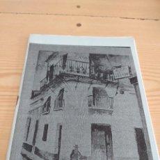Catalogues de Musique: C-13 LIBRETO MUSICA CARNAVAL DE CADIZ A LA ANTIGUA USANZA. Lote 277231608