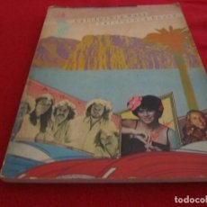 Catálogos de Música: LIBRO CALIFORNIA ROCK,NEIL YOUNG,CROSBY,STILLS AND NASH,JONI MITCHELL,EAGLES,AMERICA,LINDA RONSTADT. Lote 278628903