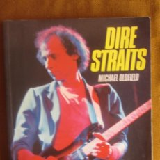 Catálogos de Música: DIRE STRAITS MICHAEL OLDFIELD. ED.SIDGWICK & JACKSON. 1984. Lote 278796853