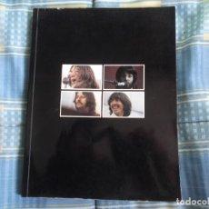 Catálogos de Música: LIBRO THE BEATLES GET BACK--1969. Lote 278871408