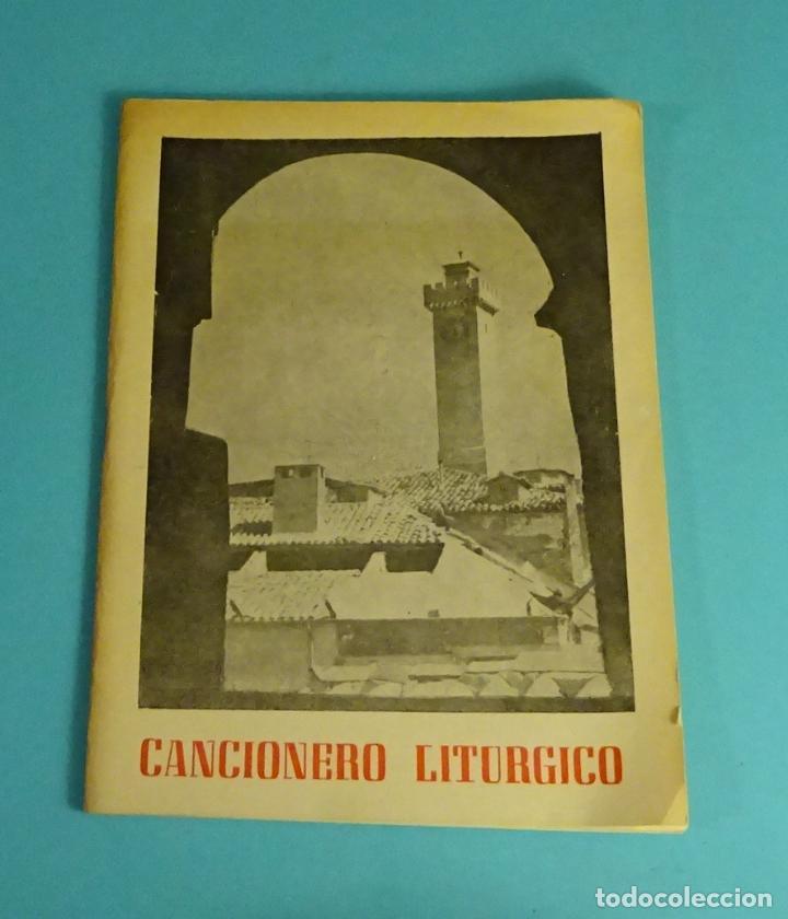 CANCIONERO LITÚRGICO. SEMINARIO CONCILIAR. CUENCA (Música - Catálogos de Música, Libros y Cancioneros)