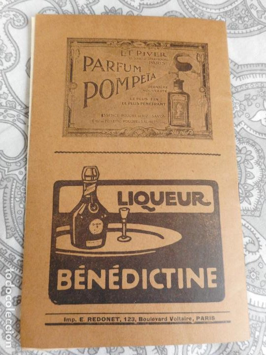 Catálogos de Música: PROGRAMME.CONCERTS FRANCIS TOUCHE.BOULEVARD STRASBOURG.1908-09.FELIX FOUNTAIN.ORGE.MAURICE TREMBLAY - Foto 8 - 279332728