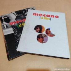 Catálogos de Música: MECANO. EL LIBRO. 1992. EDITORIAL LUCA. 126 PAGS.. Lote 280362158