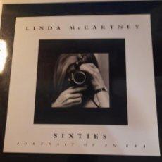 "Catálogos de Música: ""LINDA MCCARTNEY'S SIXTIES: PORTRAIT OF AN ERA"". Lote 284642643"