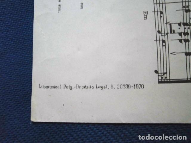 Catálogos de Música: BEATLES JOHN LENNON YOKO ONO PARTITURA ORIGINAL EPOCA EMI ODEON ESPAÑA 1970 COMPLETA - Foto 3 - 286016683