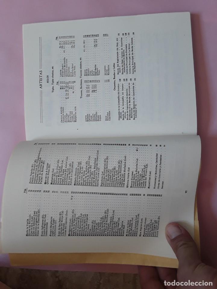 Catálogos de Música: DISCOS GRAMOPHONE - -envío certif TC 4,99 - Foto 5 - 286540733