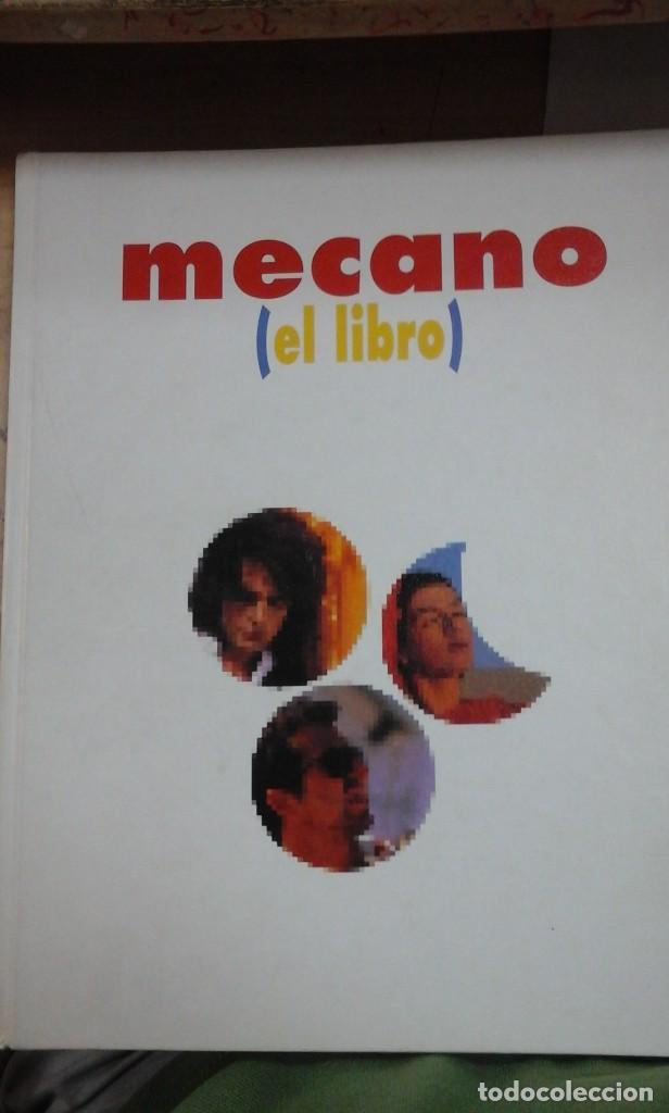 MECANO. EL LIBRO (MADRID, 1992) (Música - Catálogos de Música, Libros y Cancioneros)