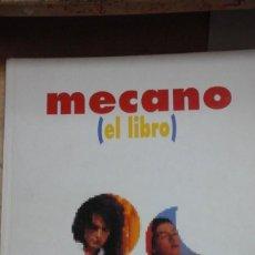 Catálogos de Música: MECANO. EL LIBRO (MADRID, 1992). Lote 287766958