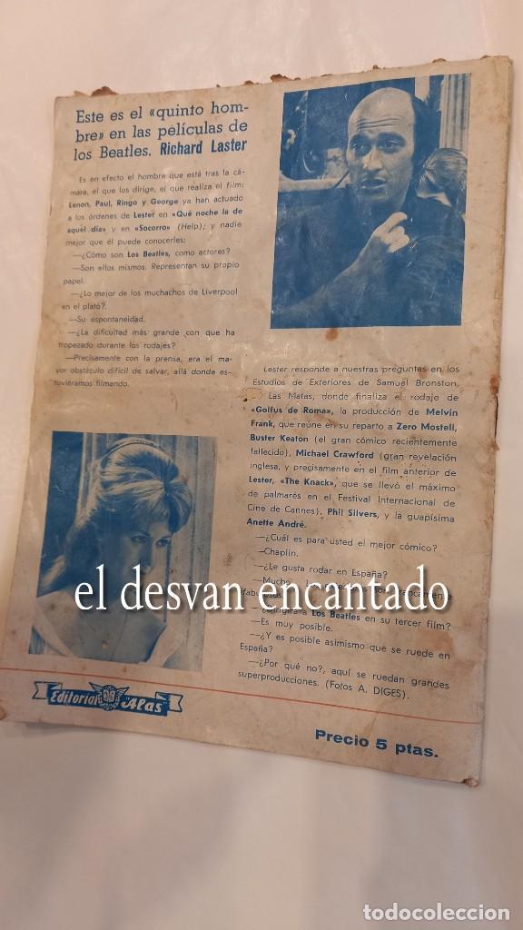 Catálogos de Música: ASI CANTA....Los BEATLES. Cancionero original 1965. Señales de uso - Foto 3 - 288548298