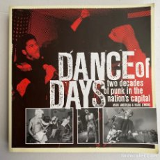 Catálogos de Música: LIBRO DANCE OF DAYS TWO DECADES OF PUNK IN THE NATION'S CAPITAL. Lote 288577228