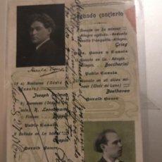 Cataloghi di Musica: 1902 PAU CASALS. Lote 289754298