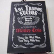 Cataloghi di Musica: LOS TRAPOS SUCIOS. LA AUTOBIOGRAFÍA DE MOTLEY CRÜE - VVAA -N 6. Lote 290554153