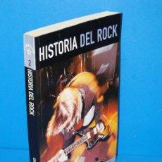 Catálogos de Música: HISTORIA DEL ROCK.- EDUARDO GUILLOT. Lote 294014858