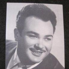 Catálogos de Música: JUANITO SEGARRA-DISCOS ODEON-PUBLICIDAD ANTIGUA-VER FOTOS-(K-4442). Lote 295508778