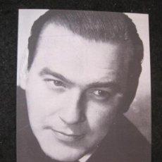 Catálogos de Música: ROBERTO INGLEZ-DISCOS ODEON-PUBLICIDAD ANTIGUA-VER FOTOS-(K-4443). Lote 295508873