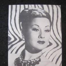 Catálogos de Música: YMA SUMAC-DISCOS CAPITOL RECORDS-PUBLICIDAD ANTIGUA-VER FOTOS-(K-4446). Lote 295509138